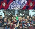 San Lorenzo de Almagro, mistrz Copa Libertadores 2014
