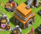 Ratusz w 5, Clash of Clans