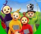 Teletubisie: Tinky Winky, Laa-Laa, Po i Dipsy