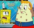 SpongeBob i Pani Puff