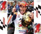 Marc Márquez, mistrz świata 2014 MotoGP