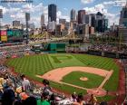 PNC Park jest ballpark znajduje się w Pittsburgh, Pennsylvania, Stany Zjednoczone
