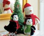 Boże Narodzenie lalek