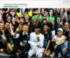 Lewis Hamilton, mistrz świata F1 2014 z Mercedes