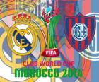 Real Madryt vs San Lorenzo. Koniec Klubowe mistrzostwa świata w piłce nożnej FIFA 2014 Maroko