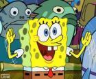 Sponge Bob klaskanie