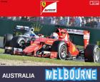 Vettel G.P Australii 2015