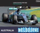 Rosberg G.P Australii 2015