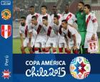 Peru Copa America 2015