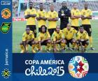 Wybór z Jamajka, Grupa B Copa America Chile 2015