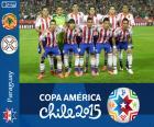 Paragwaj Copa America 2015