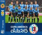 Urugwaj Copa America 2015