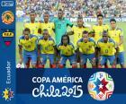 Ekwador Copa America 2015