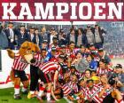 PSV Eindhoven mistrz 2014-2015