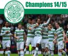 Celtic FC mistrz 2014-2015
