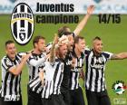 Juventus mistrz 2014-20015