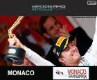 Rosberg GP Monako 2015