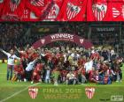 Sevilla FC, mistrz z UEFA Europa League 2014-2015