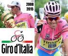 Alberto Contador, mistrz Giro d'Italia 2015
