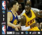 2015 NBA Finals, 3 mecz