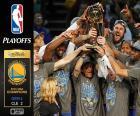 Warriors, mistrzów NBA 2015