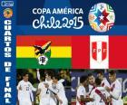 BOL - PER Copa America 2015