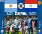 ARG - PAR, Copa America 2015