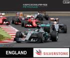 Rosberg, G.P Wielkiej Brytanii 2015