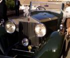 Rolls-Royce Green używany jako samochód ślub