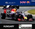 Daniel Ricciardo - Red Bull - Grand Prix Węgier 2015, trzecie miejsce