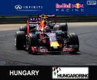 Daniil Kvyat Grand Prix Węgier 2015