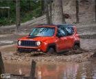 Jeep Renegade w akcji