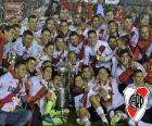 CA River Plate, mistrz Copa Libertadores 2015