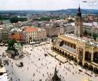 Kraków jest byłej stolicy i drugi najbardziej zaludnione miasto w Polsce