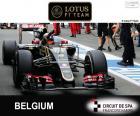 Romain Grosjean, GP Belgii 2015