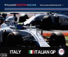 Felipe Massa, Williams, Grand Prix Włoch 2015, trzecie miejsce