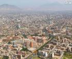 Trujillo jest miasto nad brzegiem Oceanu Spokojnego, stolicy regionu La Libertad i prowincji Trujillo, Peru
