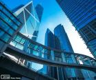 Budynki urzędów Hong Kong