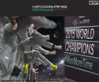 Mercedes F1 Team, mistrz 2015