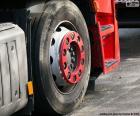 Koła samochodów ciężarowych