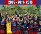 FC Barcelona Klubowe Mistrzostwa świata 2015