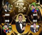 Złota Piłka FIFA 2015