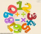 Numery i symbole