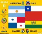 Grupa D, Copa América Centenario