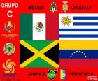 Grupa C, Copa América Centenario