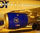 Silnika lotniczego