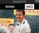 Rosberg, Grand Prix Rosji 2016