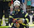 Strażak szkolenia