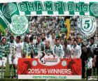 Celtic FC mistrz 2015-2016