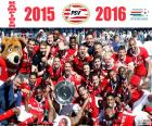 PSV Eindhoven, mistrz 2015-2016